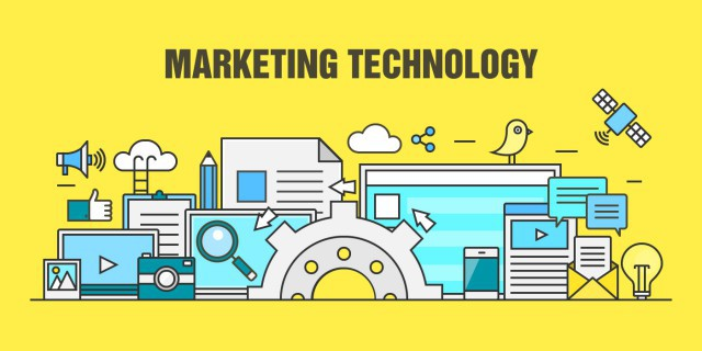 Marketing technology martech